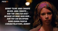 45 Things 'Yeh Jawaani Hai Deewani' Taught Us About Love, Life & Friendships Movie Love Quotes, Favorite Movie Quotes, Best Lyrics Quotes, Pretty Quotes, Yjhd Quotes, Desi Quotes, Famous Dialogues, Movie Dialogues, Reality Quotes