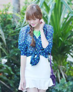 itscamilleco.com1103201204 Camille Co, Ruffles, Flower Girl Dresses, Dots, Wedding Dresses, Blog, Fashion, Stitches, Bride Dresses