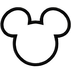 mickey mouse face - Pesquisa Google