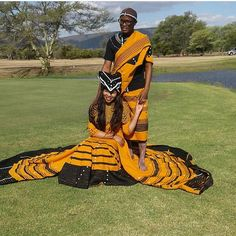 Awesome Wedding Dresses Xhosa In south Africa