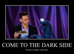Loki Is a Sith!!! ~ Well, DUH! See, he is in the wrong galaxy. Far, far away, he would OWN IT!