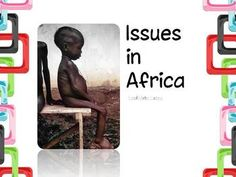 Africa has been left with a dark legacy from European Colonization. What are the current issues that face Africa today? In this activity, students explore 6 different issues that are impacting Africa by visiting station and completing a folding graphic organizer. There is also an embedded Interactive Student Notebook assignment.