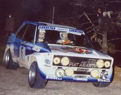 1980 Fiat Abarth 131 n.5 Röhrl-Geistdorfer 01° Portugal 1980 Sports Car Racing, Race Cars, Fiat Abarth, Rally Car, Car And Driver, Automobile, Fiat 500, Monte Carlo, Cars Motorcycles