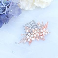 Check out this item in my Etsy shop https://www.etsy.com/listing/603913985/pearls-bridal-hair-accessory-rhinestone