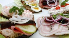 Smørrebrød, Danish open-faced sammiches, need a place in Los Angeles. It's pronouncedish schmellbrut, except the r is slightly Frenchy/L-y.