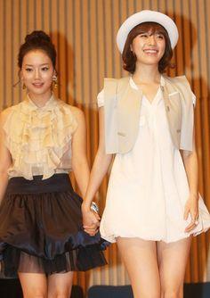 Han hyo joo # Moon Chae won Moon Chae Won, Brilliant Legacy, Han Hyo Joo, Jaejoong, Queen, Short Dresses, Korean, Ruffle Blouse, Actresses