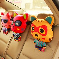 Aliexpress.com : Buy Hot selling car headrest cat neck pillow cartoon car cushion from Reliable neck pillow cushion suppliers on TGLOE. $30.99