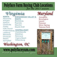 Polyface Buying Clubs