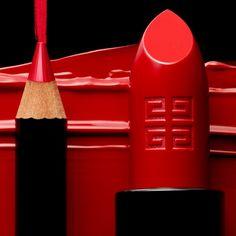 いいね!2,947件、コメント25件 ― Givenchy Beautyさん(@givenchybeauty)のInstagramアカウント: 「Givenchy Lip Liner has got it all - rich, long-lasting, waterproof color and a glide on texture…」