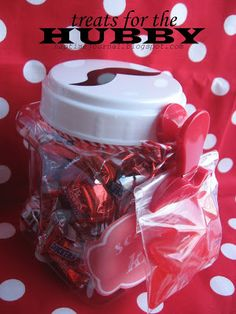 Valentine's Day treat for your HUBBY
