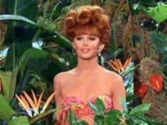 Tina Louise as Ginger Grant (Gilligan's Island)