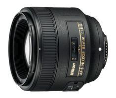 Nikon  85mm AF-S 1.8... next lens.