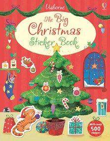"""The big Christmas sticker book"" at Usborne Children's Books Christmas Car, Christmas Stickers, Xmas, Christmas Ornaments, Thomas Kinkade, Cajun Night Before Christmas, Disney Princess Books, Ladybug Girl, Twas The Night"