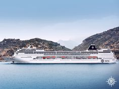 MSC Armonia is an outstanding ship combining a classic cruise liner ambience with luxury facilities. Explore photos and details about MSC Armonia cruise online. Msc Cruises, Martini Bar, Restaurants, Disney Cruise, Competition, Sailing, Vacation, World, Travel