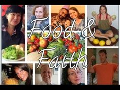 Faith & Food: Christians on Plant-Based, Raw, Fruitarian, & Vegan Diets, I was shocked when I saw this on youtube, this is exactly how I've been feeling and what I've been learning.