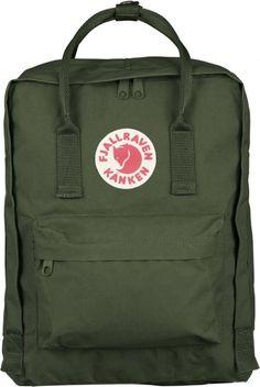 Fjallraven Kanken Backpack Style 23510 Forest Green 660     Herstellernummer: 23510  Farbe: 660 FOREST GREEN   Klassischer Kånken-Rucksack aus strapazierfähigem Vinylon mit Reißverschluss zum Öffnen des gesamten Hauptfachs....
