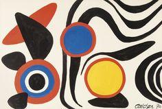 Thunderstruck (Alexander Calder (American, 1898-1976), Jolly...)