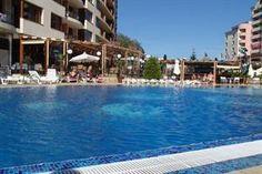 Bulgarije Zwarte Zeekust Zonnestrand Sunny Beach  Ligging:Poseidon Hotel ligt op ongeveer 200 meter van het openbare strand en het levendige centrum van Sunny Beach ligt op circa 300 meter. Het openbaar vervoer treft u op ongeveer 100...  EUR 285.00  Meer informatie  #vakantie http://vakantienaar.eu - http://facebook.com/vakantienaar.eu - https://start.me/p/VRobeo/vakantie-pagina