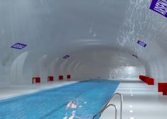 Plans to convert disused Paris Metro stations into swimming pools and galleries unveiled