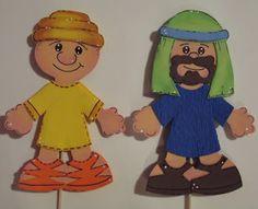 Jesus                     Homem Bíblico 1                 Homem Bíblico 2                 Homem Bíblico 3                 Homem...
