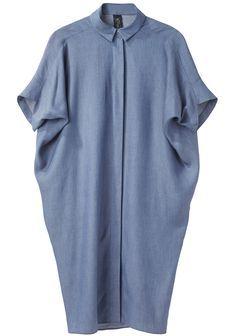 Zero + Maria Cornejo / Aissa Shirt Dress