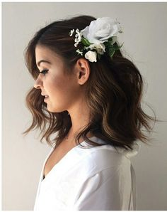 Wedding Hairstyles Medium Hair Enchanting 31 Wedding Hairstyles For Short To Mid Length Hair  Pinterest  Mid