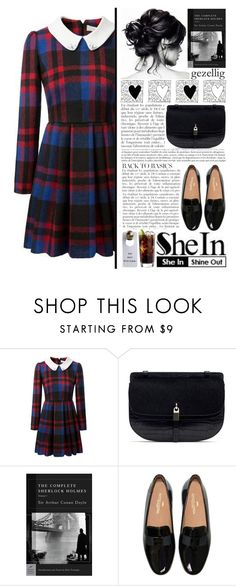 """""""SheIn #1"""" by selmagorath ❤ liked on Polyvore featuring Anja"""