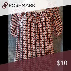 Blouse Great summer top Worthington Tops Blouses