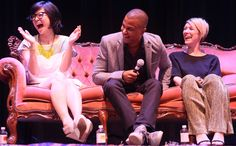 'Gilmore Girls' Reunion at ATX Television Festival: Pics From the Panel | Keiko Agena, Yanic Truesdale, Liza Weil | EW.com