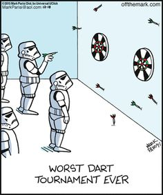 worst dart tournament ever ~ Star Wars Stormtroopers Funny Cartoons, Funny Comics, The Force Unleashed, Darts Game, Family Boards, Wtf Fun Facts, Star Wars Humor, Funny Games, Story Of My Life