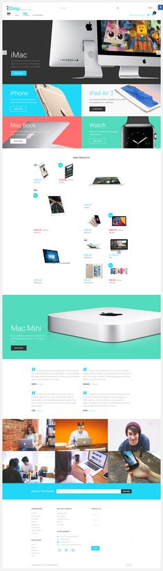 Electronic Devices Magento Template http://www.templatemonster.com/magento-themes/ishop-electronic-devices-magento-theme-58834.html