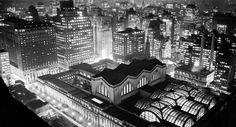 Penn Station Circa 1942