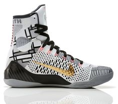 Nike Kobe IX 9 Elite Series Gold (3)