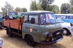 Barkas B1000 Pritsche NVA Trim Rda, Old Trucks, Custom Cars, Old School, Respect, Automobile, Monster Trucks, Old Things, Bike