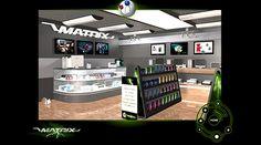 Tecnología Matrix   Objetivo: Presencia y proyección de la marca en Internet.