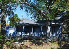 Reid House in Tishomingo County, Mississippi.