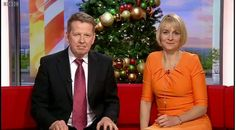 Louise Minchin on BBC Breakfast wearing Diva Catwalk.  www.divacatwalk.com