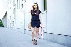 http://ajmissindependent.blogspot.com/  #classic #look #plny #lala #dont #cry #bomber #jacket #pink #sandals #heels #tassel