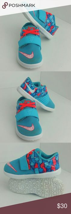 NIKE KD ICE CREAM TODDLER SHOES VERY CLEAN INSIDE-OUT   TODDLER SIZE 8  SKE # TKO NIKE  Shoes Sneakers