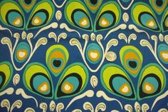 Pavo by The Alexander Henry Fabric Collection