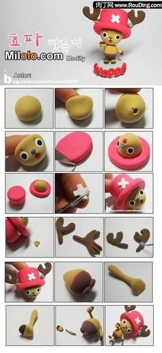 One Piece. how to make a chopper!!!! oh ma gosh! gotta make one