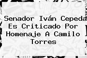 http://tecnoautos.com/wp-content/uploads/imagenes/tendencias/thumbs/senador-ivan-cepeda-es-criticado-por-homenaje-a-camilo-torres.jpg Camilo Torres. Senador Iván Cepeda es criticado por homenaje a Camilo Torres, Enlaces, Imágenes, Videos y Tweets - http://tecnoautos.com/actualidad/camilo-torres-senador-ivan-cepeda-es-criticado-por-homenaje-a-camilo-torres/
