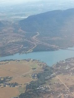 Hartebeespoort dam from the air North West Province, South Afrika, Rest Of The World, My Land, Countries Of The World, Beautiful Sunset, Homeland, Trees To Plant, Cry