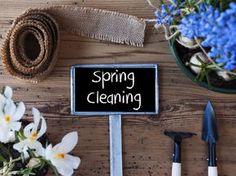 Vuoi dedicarti alle pulizie di primavera ma l'idea ti spaventa? Dividi il lavoro in piccole tappe, stanza per stanza