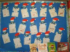 73 Cool Pete the Cat Freebies and Teaching Resources :: KindergartenWorks - Pete Saves Christmas Craftivity