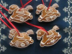 Gingerbread Cookies, Sugar, Desserts, Christmas, Food, Gingerbread Cupcakes, Tailgate Desserts, Xmas, Deserts