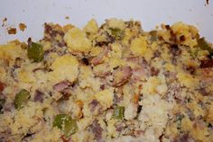 Our Family Treat: Cornbread Stuffing