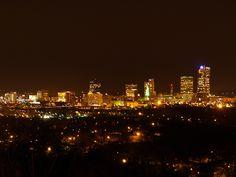 #whyweloveAR Downtown Little Rock Arkansas Skyline