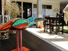 Bird  #GuatemalanHandiCraft #PosadadeSanCarlos Central Park, Handicraft, Bird, San Carlos, Craft, Arts And Crafts, Birds