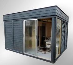 Gazebo centro benessere da esterno, sauna, doccia, spogliatoio, area relax
